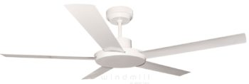 Generation is a fan designed for large spaces with 5 blades. huge air delivery with ultra powerful motor from windmill designer fans