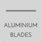 Aluminium fan blades available